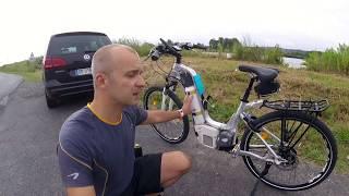 Combien de km peut-on faire avec un vélo à hydrogène ? La réponse ici