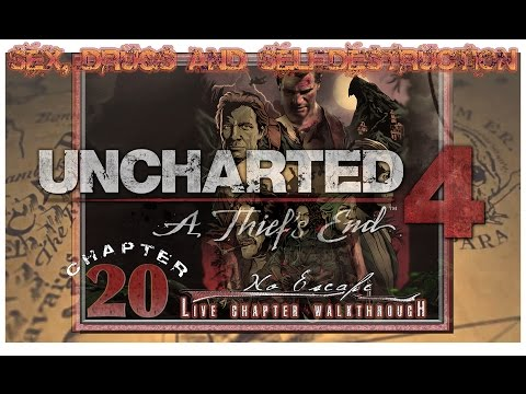 Sex, Drugs and Uncharted 4 | Chapter 20: No Escape (Crushing