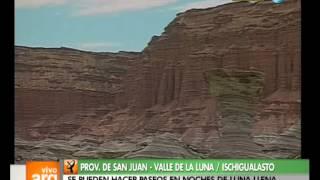 Vivo en Argentina - San Juan - Valle de la Luna - 18-02-13