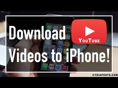 download youtube videos to iphone how to directly onto iphone or 16891