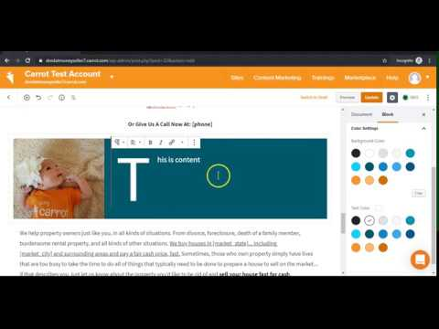 Use the Media and Text Block to Add Images and Content Side-by-Side