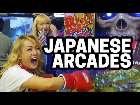 We're REALLY BAD at Japanese Arcade Games