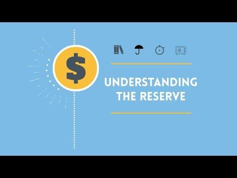 Understanding the Reserve