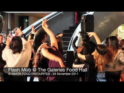 Flash Mob, The Galeries Food Hall, Sydney