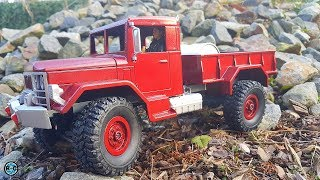 RC Crawler WPL B1 RC Off Road Truck 📌 Modification 📌 Upgrade Review