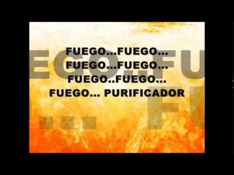 Los Muros caen y Fuego Purificador - Letra