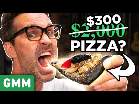Recreating The Most Expensive Meals In The World