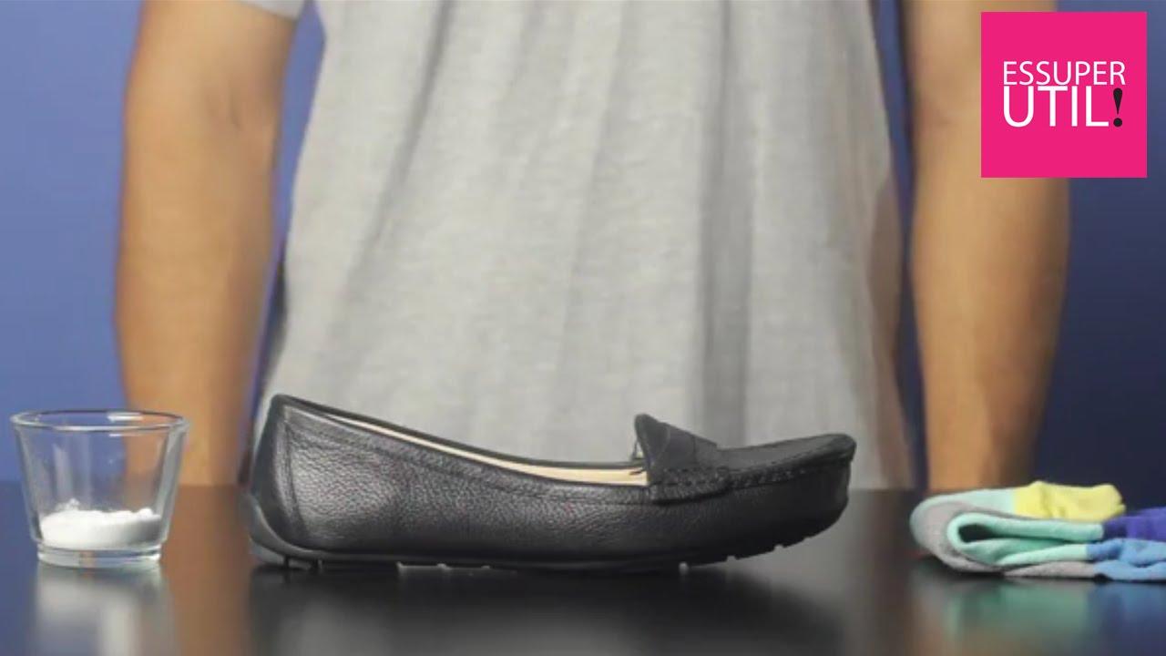 Como eliminar el mal olor en los zapatos con bicarbonato de sodio