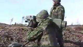 Неудачный выстрел из Гранатомета, Военная техника