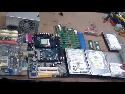 computer hardware part  1 - कंप्यूटर हार्डवेयर भाग - 1