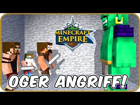 OGER ANGRIFF! - Minecraft EMPIRE 🍖 #24 | Earliboy