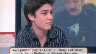 New Bernat Quintana Interview 2007 English & Spanish subtitles