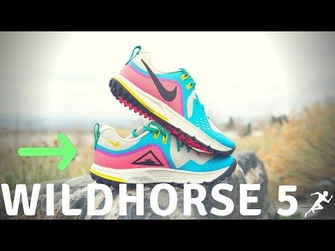 NIKE Wildhorse 5 First Impressions
