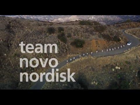 We Are Team Novo Nordisk