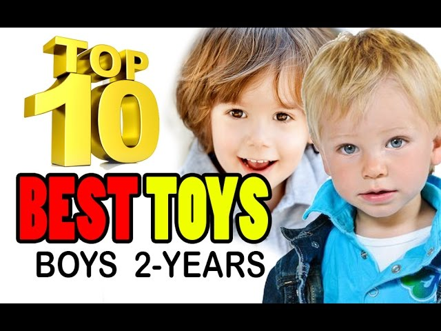 Top 10 Best Toys For 2 Year Old Boys Educational Great Fun Toy Ideas Beau S Toy Farm Youtube