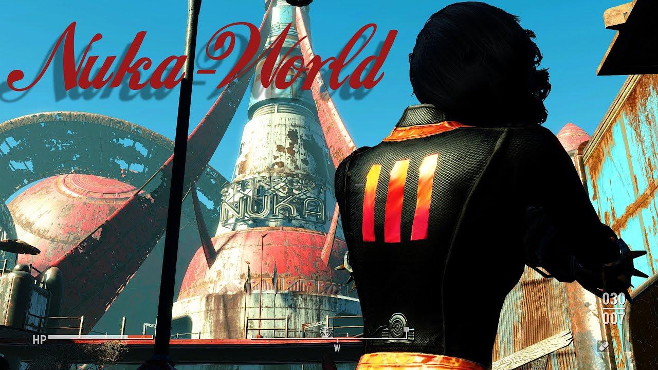 fallout 4 nuka world stream breakdown part 3 youtube