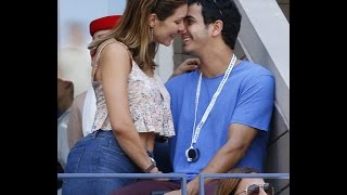 Elyes Gabel and Katharine Mcphee - Scorpion Tv Series