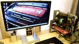 ATI Radeon HD 5970 - самая мощная видеокарта в мире