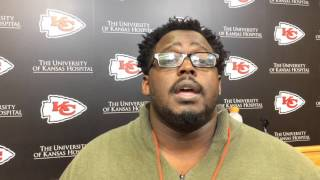 Kansas city star chiefs beat reporter terez paylor recapped the day's news on december 6th from team's practice facility. video by david eulitt de...