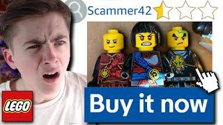 Weird FAKE Ninjago Sets From eBay...