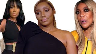 Nene RHOA calls out Marlo for being fake! Marlo keeps flip flopping + Wendy Williams Erica Mena feud