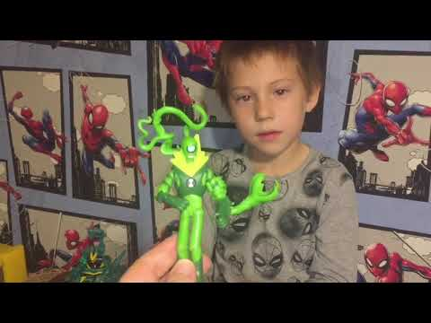 Часы Омнитрикс для Бен10 Ben10 БенТена - стоит ли игрушка покупки?