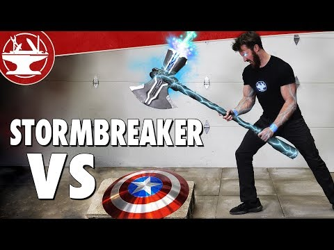 Thor's Stormbreaker DESTROYS ALL (Ultimate Test Video!)