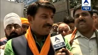Manoj Tiwari euphoric over result