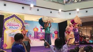Shimmer and Shine live at City Square Mall