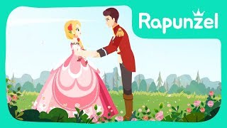 Rapunzel|Fairy Tale and Bedtime Stories in English|Kids Story|Princess screenshot 1