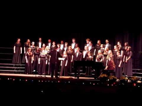 Hodie Christus Natus Est - Concord High School Chorale