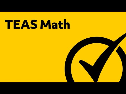 Best TEAS Test Version 5 Math Study Guide