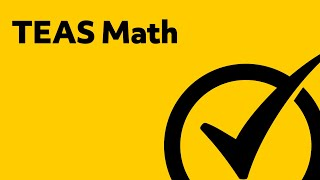 Best TEAS Study Guide Version 5 Math Review