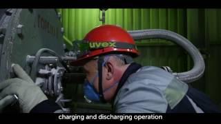 видео Высокотемпературный эндоскоп HTO 20