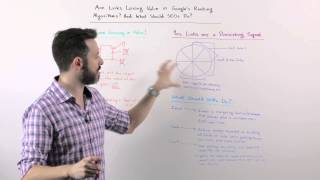 Are Links Losing Value in Google's Ranking Algorithms - Whiteboard Friday