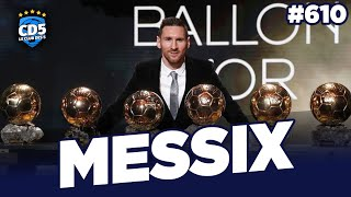 Lionel Messi Ballon d'Or 2019 - Replay #610 - #CD5
