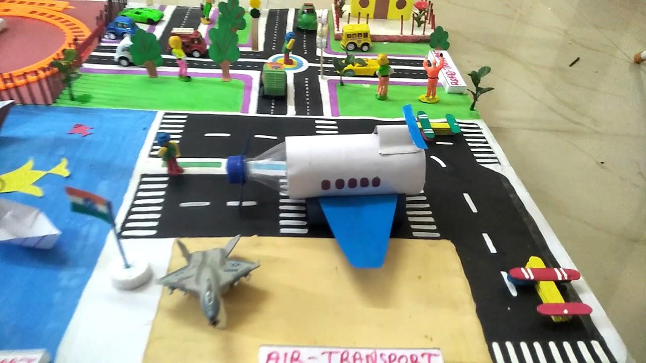 Road Transport School Project - Imagez co