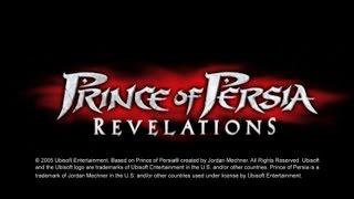 Prince of Persia REVELATIONS на PS Vita
