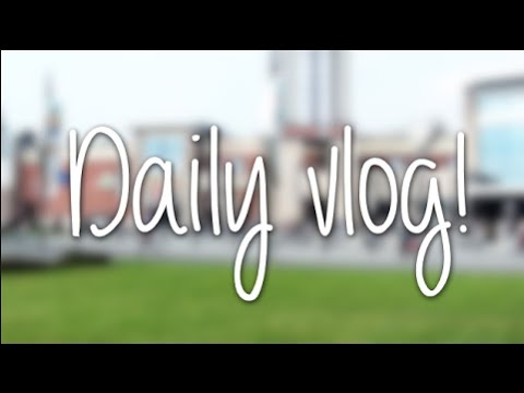 DAILY VLOG (Vlog Diário) #1 - YouTube