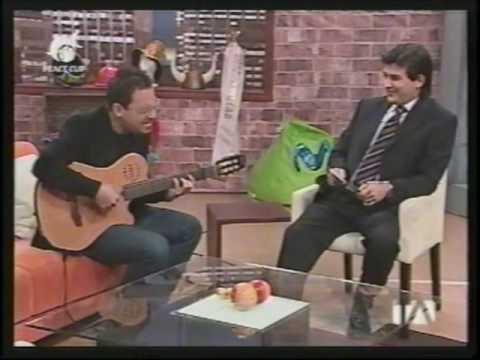 Chao Lola - Juan Fernando Velazco in Live in the night con Pimentel