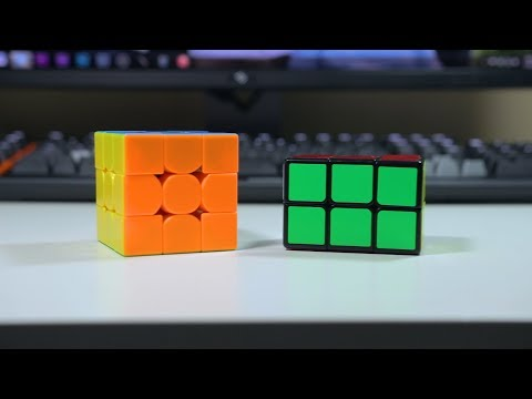 SenHuan Mars S and 2x2x3 Unboxing | thecubicle.us