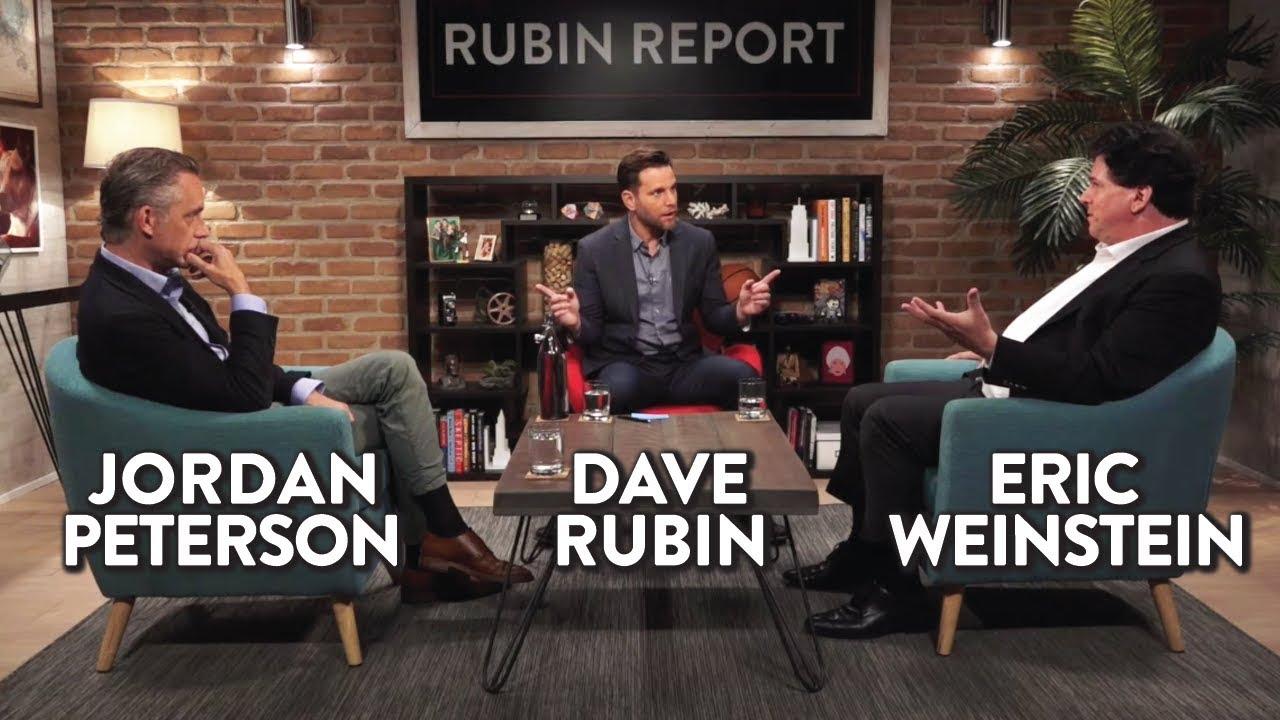 najlepsze buty konkretna oferta oficjalny dostawca Jordan Peterson, Eric Weinstein, & Dave Rubin LIVE!   POLITICS   Rubin  Report