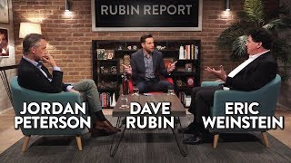 Jordan Peterson, Eric Weinstein, and Dave Rubin LIVE! thumbnail
