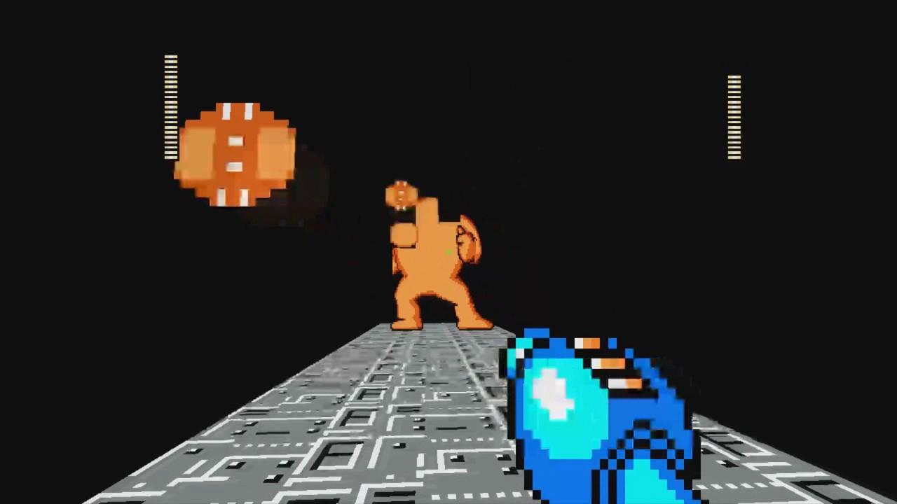 Mega Man Iphone Wallpaper Mega Man 8 Bit Deathmatch V5 Boss 1 Yellow Devil Youtube