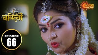Nandini - Episode 66 | 1st Oct 2019 | Sun Bangla TV Serial | Bengali Serial
