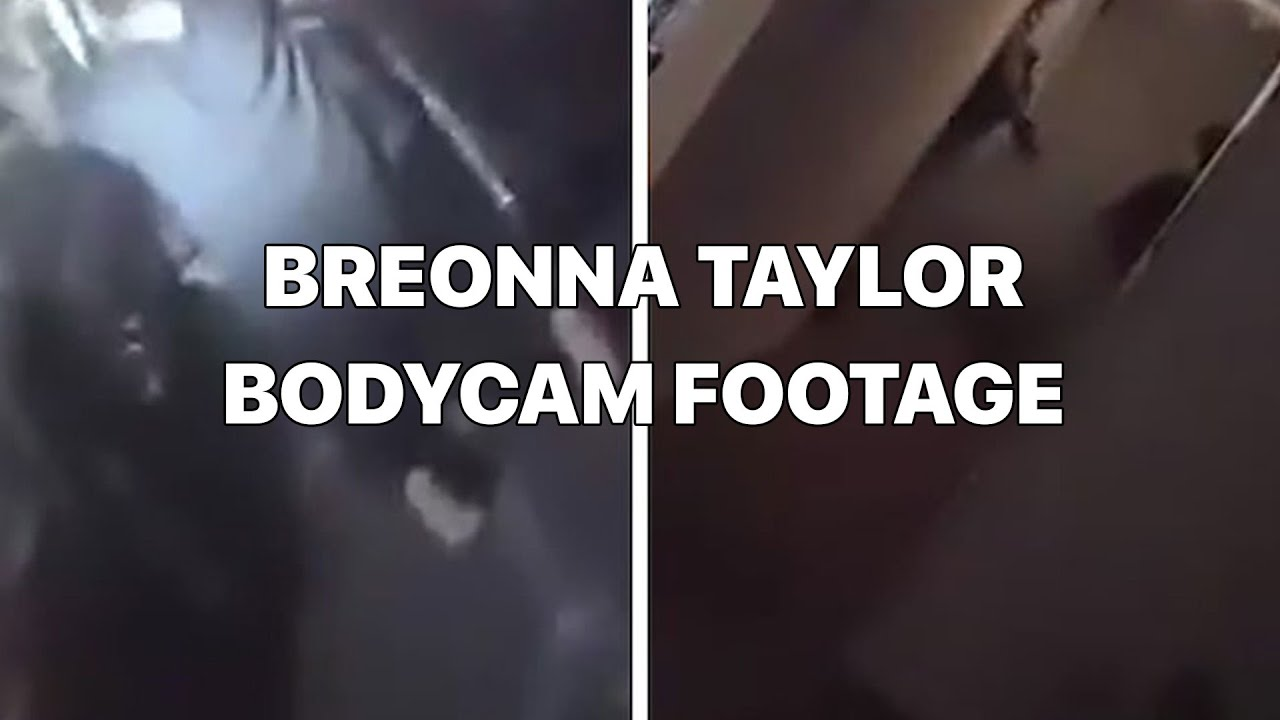 Breonna Taylor Crime Scene Aftermath New Body Cam Footage Jld