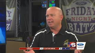 Mark Cantrell Interview on Friday Night Blitz