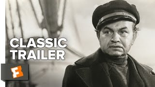 The Sea Wolf (1941) Official Trailer - Edward G. Robinson, Ida Lupino Movie HD