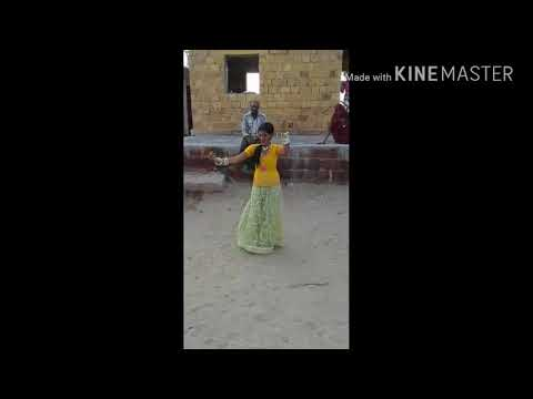 New Rajasthani Marwadi video song village girl dance dj song by Rajasthani Song