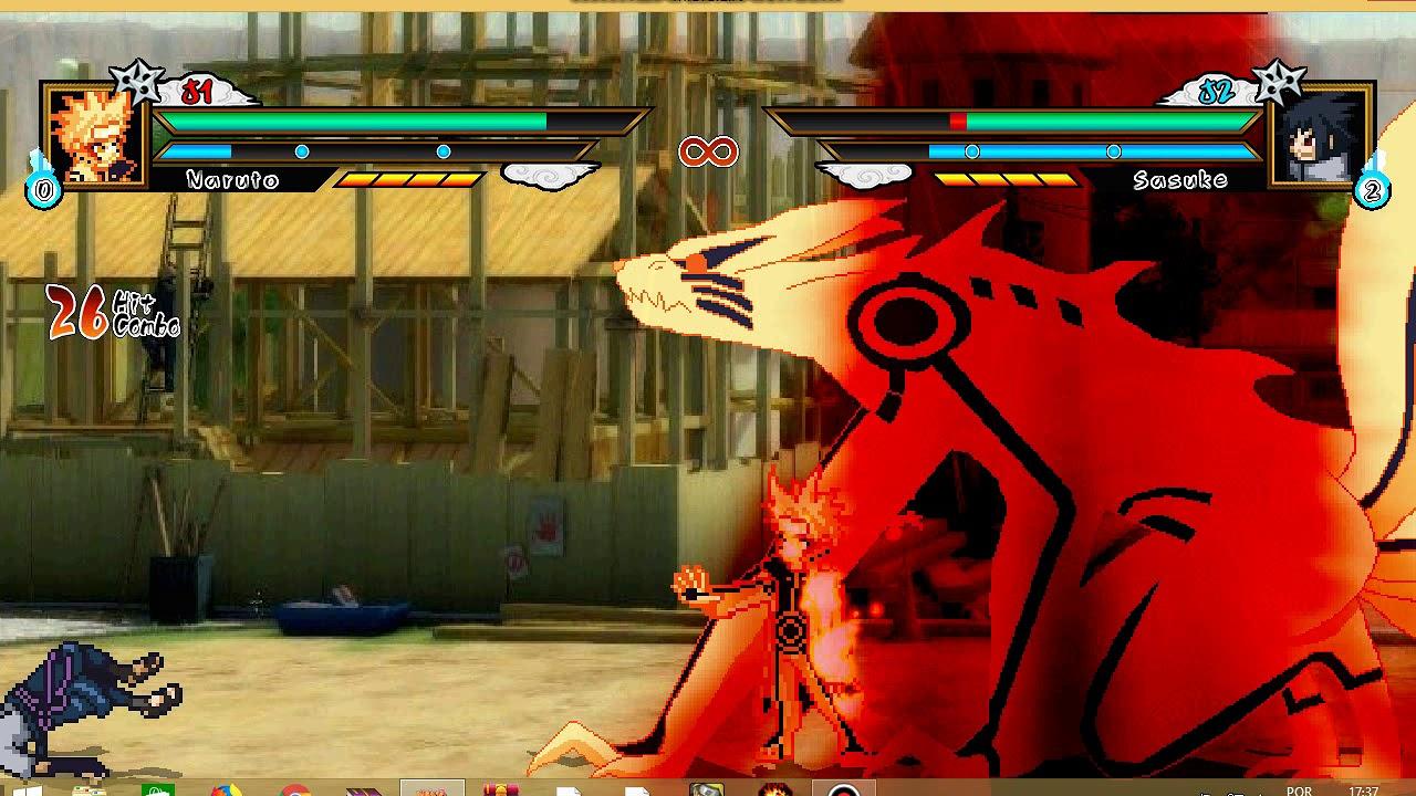 Naruto Konoha Legends Mugen Download